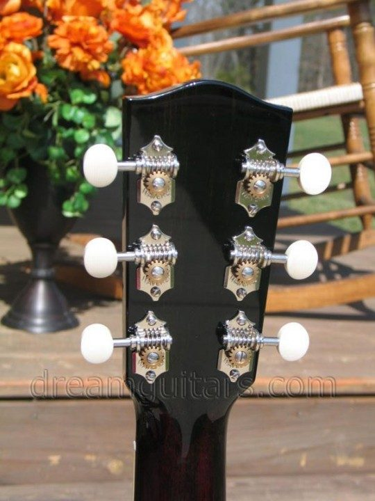 Chrome Waverly with Ivoroid Buttons