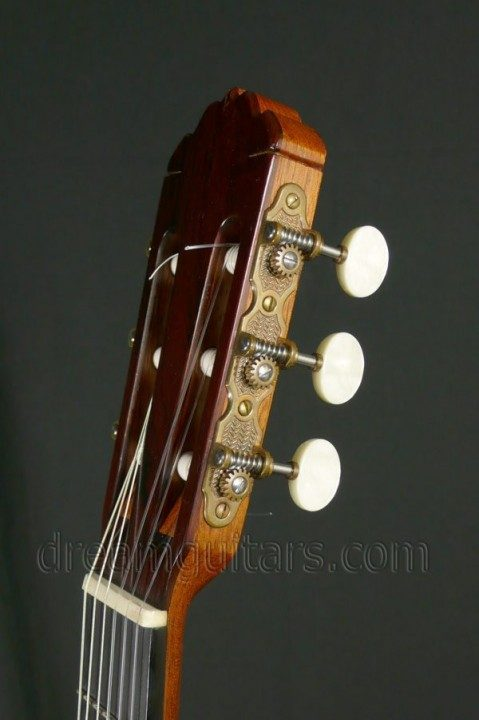 Gold Rogers With Synthetic Ivory Buttons