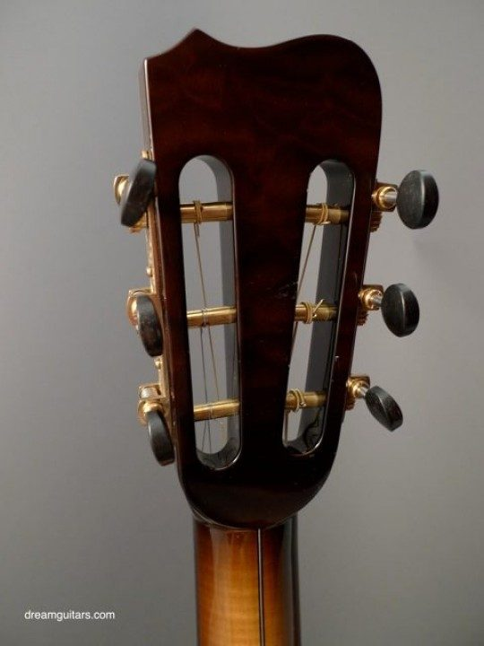 Waverly Bronze With Ebony Buttons