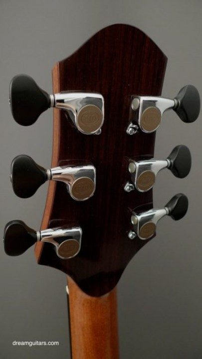 Gotoh 510s Chrome With Ebony Buttons
