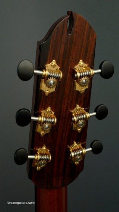 Waverly Gold With Ebony Buttons