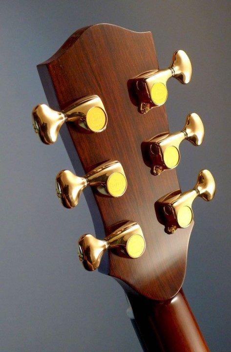 Gotoh Gold 510 Tuners