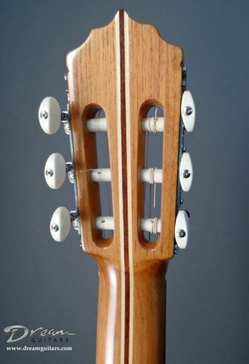 Fustero Chrome/Painted with Ivoroid buttons Tuners