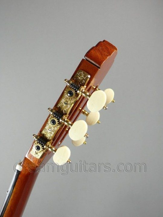 Gotoh Gold with Ivoroid Buttons