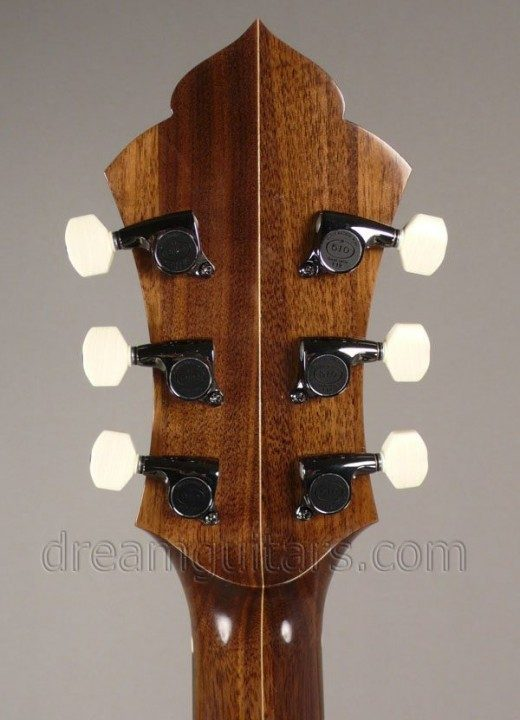 Gotoh 510 Mini Cosmo Black with Ivoroid buttons