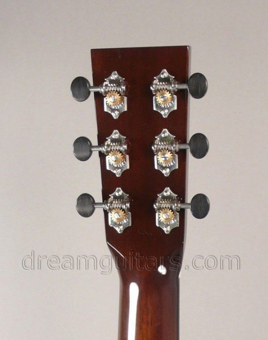 Nickel with Ebony Buttons Waverly