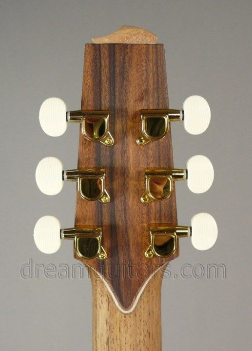 Schaller Gold with Ivoroid Buttons