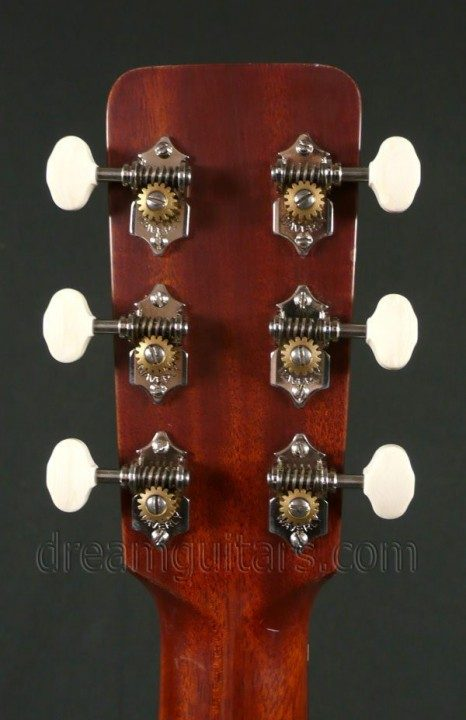 Chrome Waverlys with Vintage Ivoroid Buttons