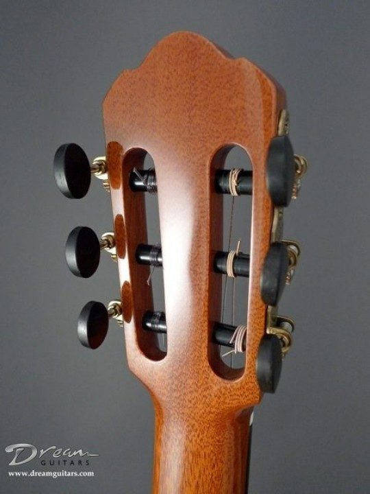 Sloane Bronze With Ebony Buttons Tuners