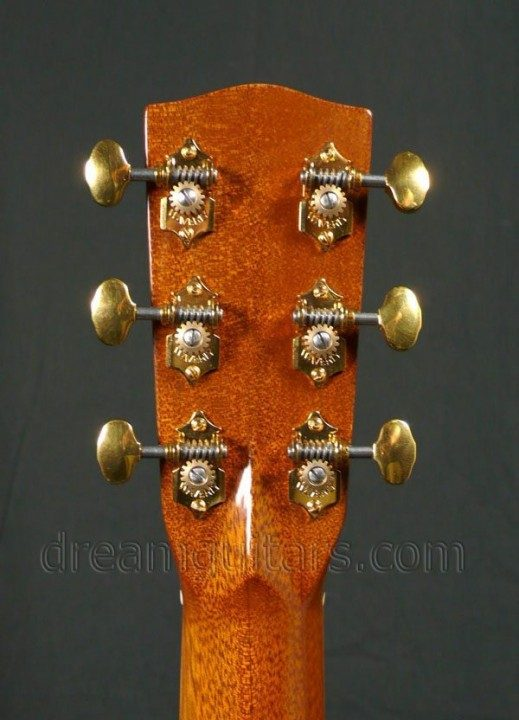 Gold Waverly Tuners