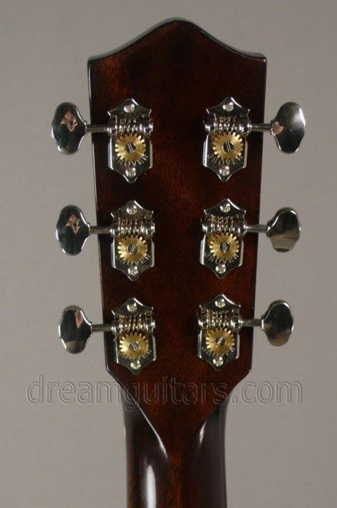 Chrome Grover Tuners