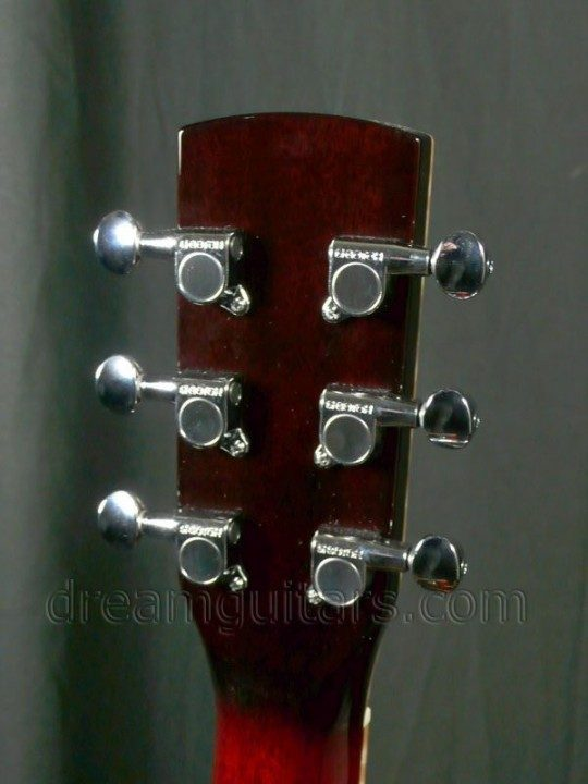 Gotoh Chrome Tuners
