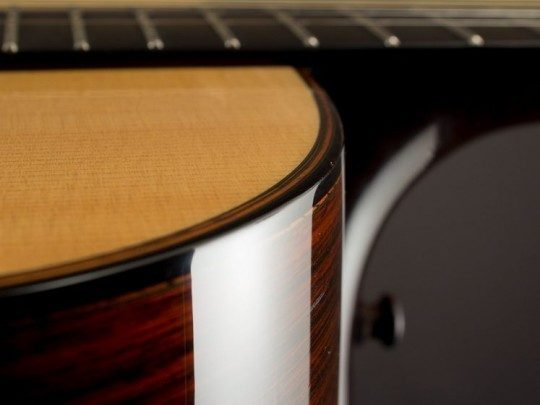 2012 Traugott R, Brazilian Rosewood/German