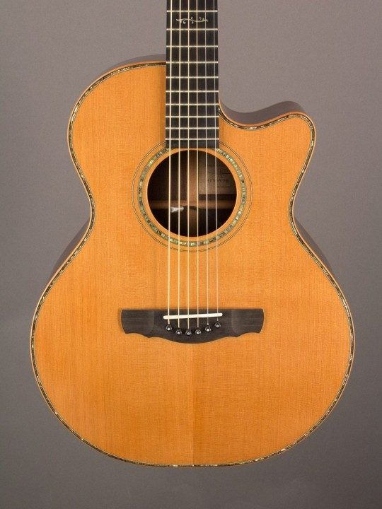 1997 Ryan Mission Grand Concert East Indian/Cedar