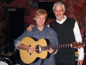 Peter Calo and Bill Tippin