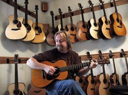 Paul Heumiller, the Mastermind behind Dream Guitars