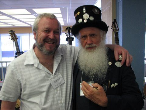 Michael and Chuck Erikson, The Duke of Pearl!