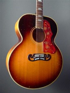 1957 Gibson J-200 from a recently acquired private collection