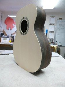 Dream Guitar Front-Side